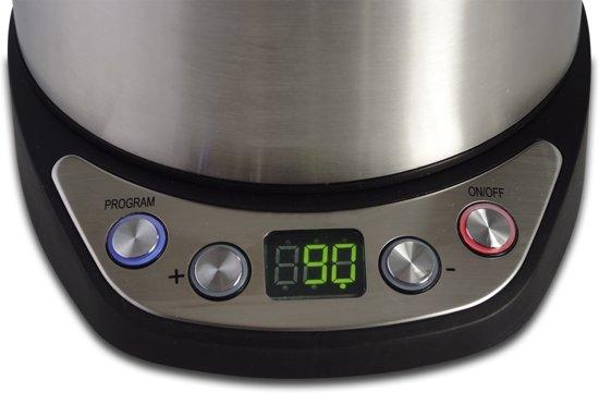 SOLIS 558 Digital Kettle Waterkoker - 1,7 L