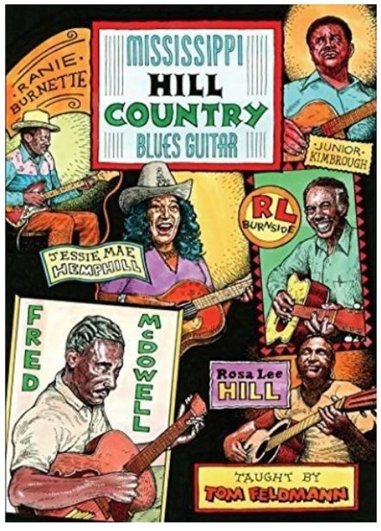 Mississippi Hill Country Blues Guitar