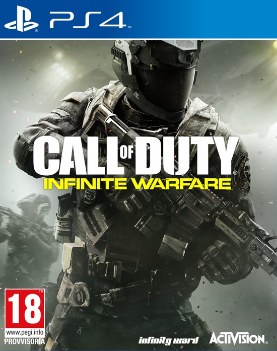 Afbeelding van Call of Duty: Infinite Warfare - PS4 (Import)