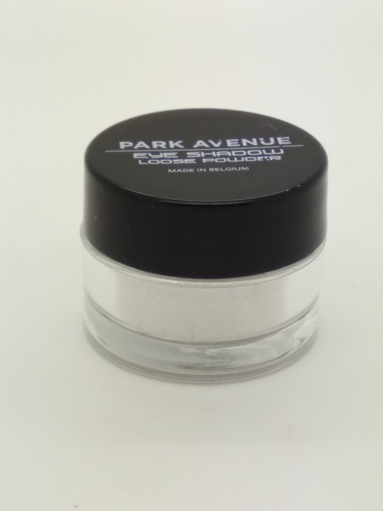 Park Avenue Eye Shadow waterproof 01 white dreams