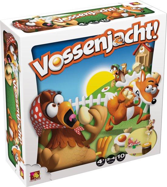 Afbeelding van het spel Vossenjacht - Indoor Actiespel