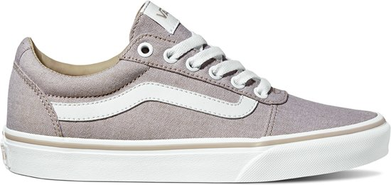 48bff1a14eb9af Ward summer Sneakers Dames Canvas Maat 39 Taupe Vans PXdxwpP