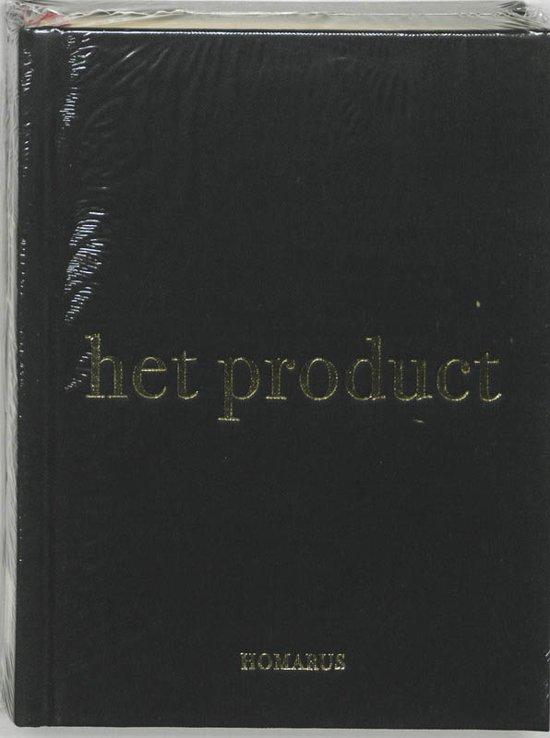 Boek cover Het product van Filip Verheyden (Hardcover)