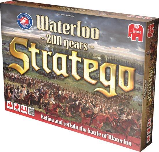 Thumbnail van een extra afbeelding van het spel Stratego Waterloo - Bordspel