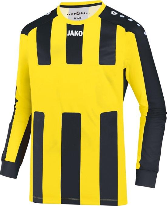 Jako Milan Shirt LM - Voetbalshirt - Mannen - Maat XXL - Geel