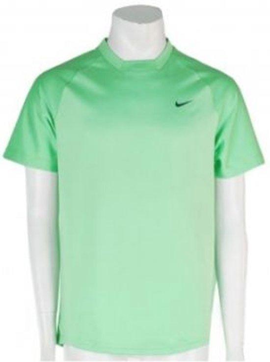 d27a0395b96 Nike Premier Roger Federer Crew - Sportshirt - Kinderen - Maat 128 - 140 -  Licht