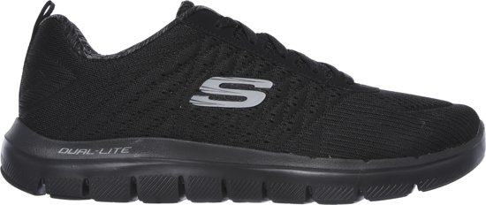 2 Advantage 0 Sneakers Skechers HerenBlack Flex N08vwmn