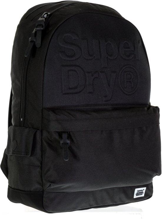 99990050866 bol.com | Superdry Rugzak - UnisexKinderen en volwassenen - zwart
