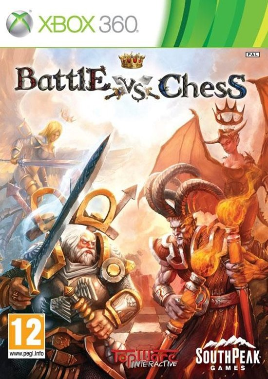 Battle vs Chess - Xbox 360