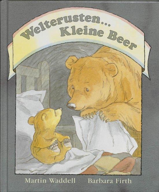 Boek cover Welterusten... Kleine Beer van Martin Waddell (Hardcover)