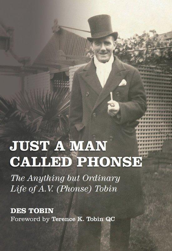 Just a Man Called Phonse