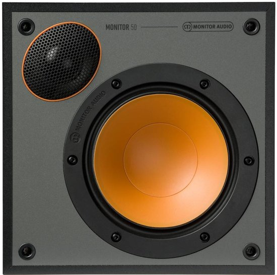 Monitor Audio Monitor 50 - Zwart - Boekenplank Luidsprekers ( Per
