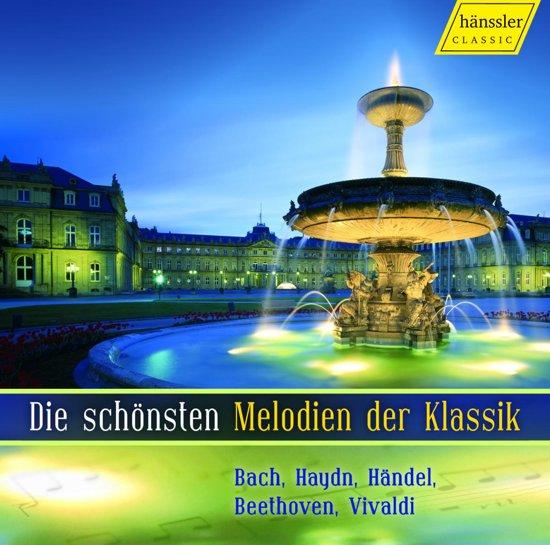 Die Schonsten Melodien Der Klassik Vol. 1