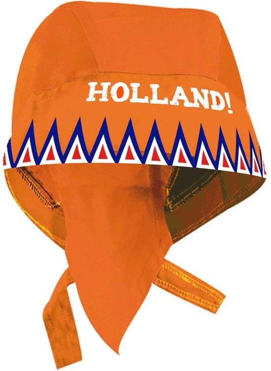 Oranje Bandana Holland