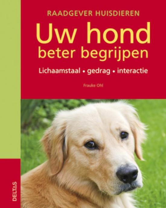 Raadgever huisdieren Uw hond beter begrijpen
