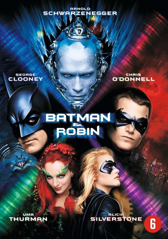Cover van de film 'Batman & Robin'