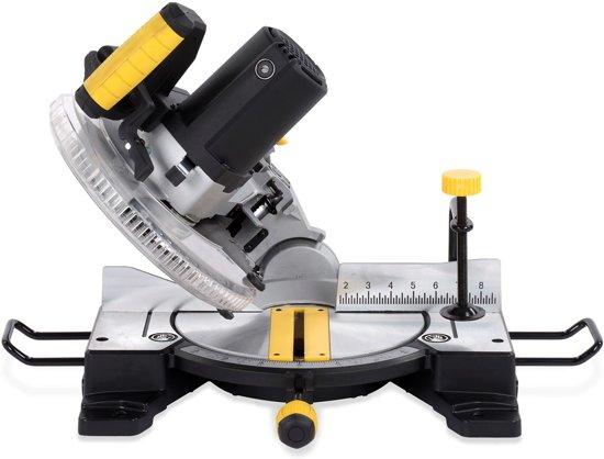 Powerplus POWX07562 Verstekzaag - 2000 W - Ø254 mm zaagbladdiameter