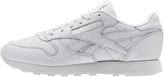 spirit Sneakers Space Leather 37 Maat Dye Reebok Classic White Dames pxqvwaYA