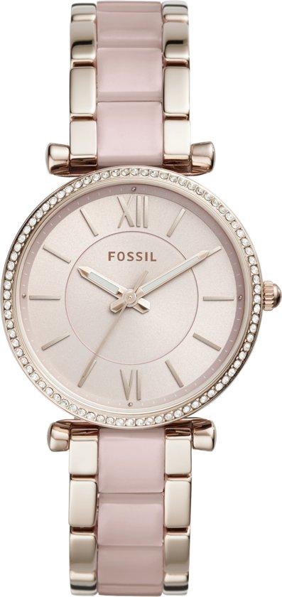 Fossil Carlie Horloge