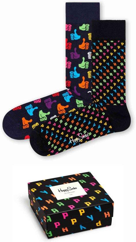 Happy Socks Happy  Giftbox - Maat 41-46