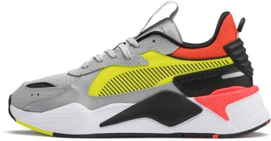 Puma RS-X Hard Drive - Grijs - Sneakers - Sportschoenen - Heren - Maat 40