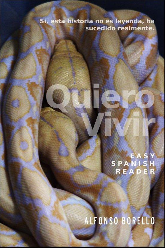 bol com | Easy Spanish Reader: Quiero Vivir (ebook), Alfonso