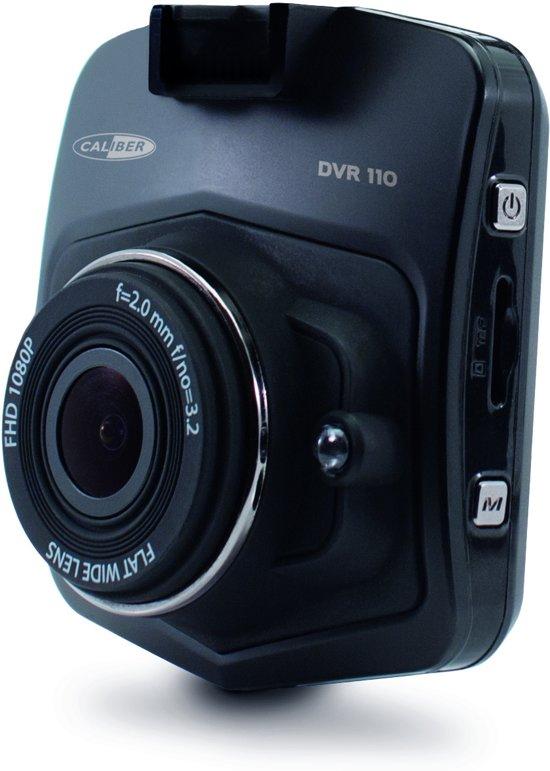 Caliber Dashcam   DVR110   2,3  Scherm   G Sensor Nachtstand   Full HD   1,3 megapixel