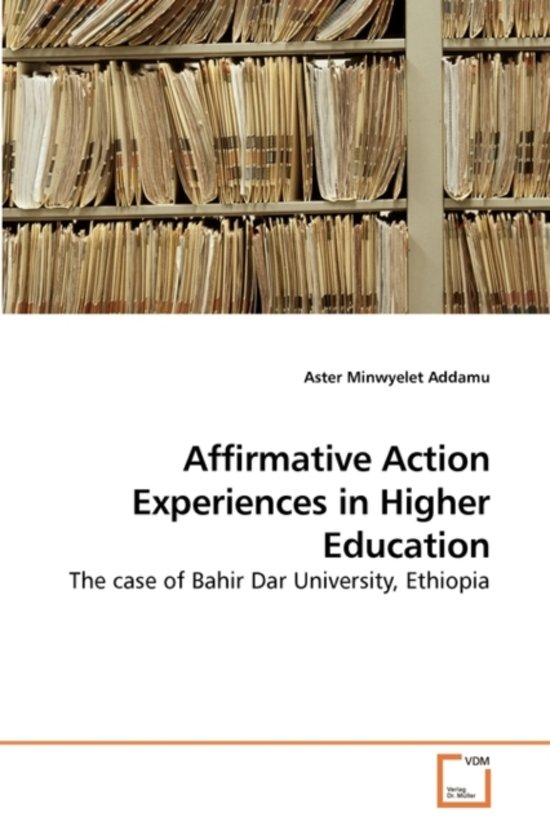 affirmative action case study