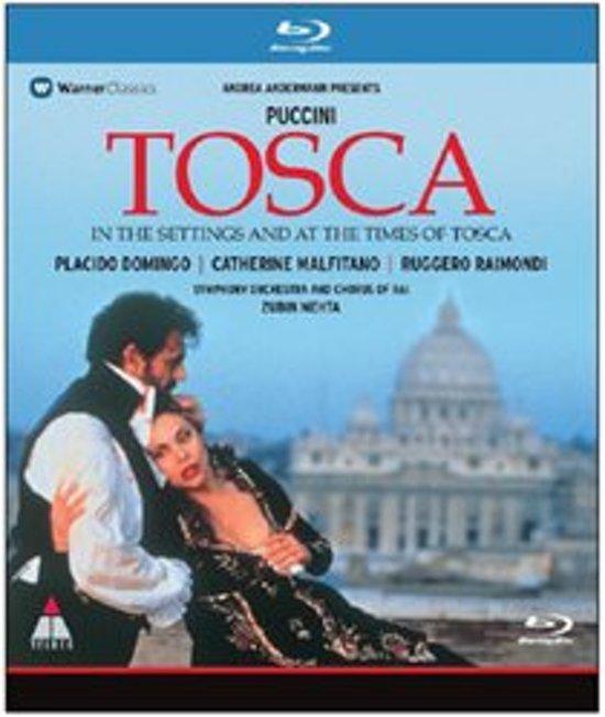 Puccini: Tosca (Blu-Ray)