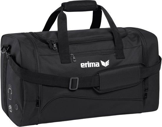 Erima Club 1900 2.0 Sporttas Medium - Zwart
