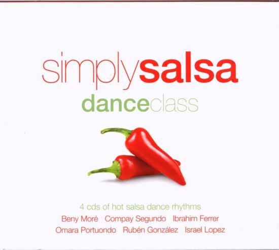 Simply Salsa Dance Class