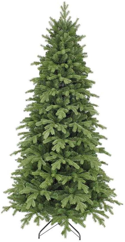 Triumph Tree - Kerstboom Slim Sherwood H155D91 Groen  Tips 764