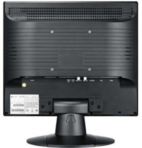 AG Neovo SC-17AH 17'' LCD/TFT Zwart Flat computer monitor