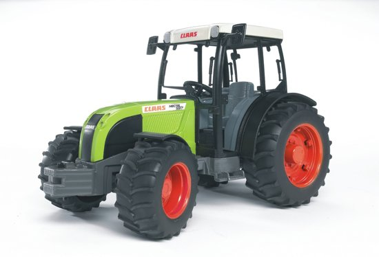 Bruder 02110 - Claas Nectis 267 F tractor