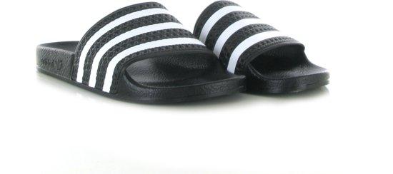 Black Maat Slippers Adidas Adilette 46 Black Unisex white core Core affFwqS