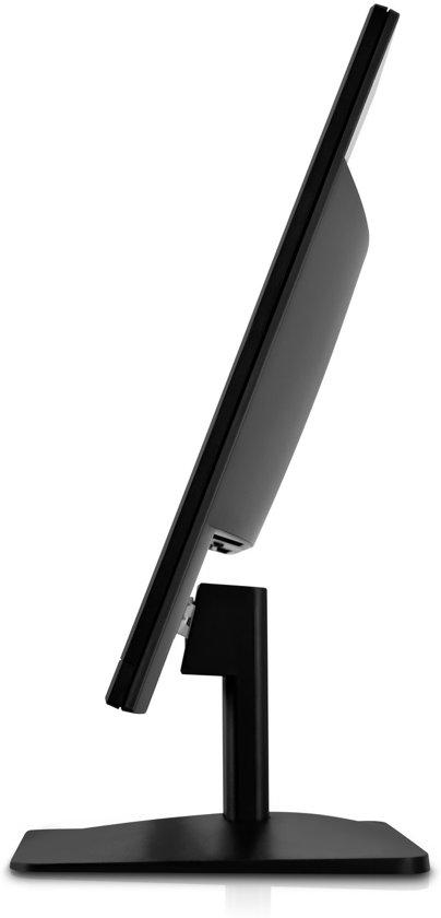 V7 L236VA-2E 23.6'' Full HD LED Mat Flat Zwart computer monitor LED display