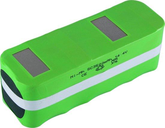 NiMh accu, batterij, 3500 mAh, voor Infinuvo CleanMate QQ-1, QQ-2, etc.