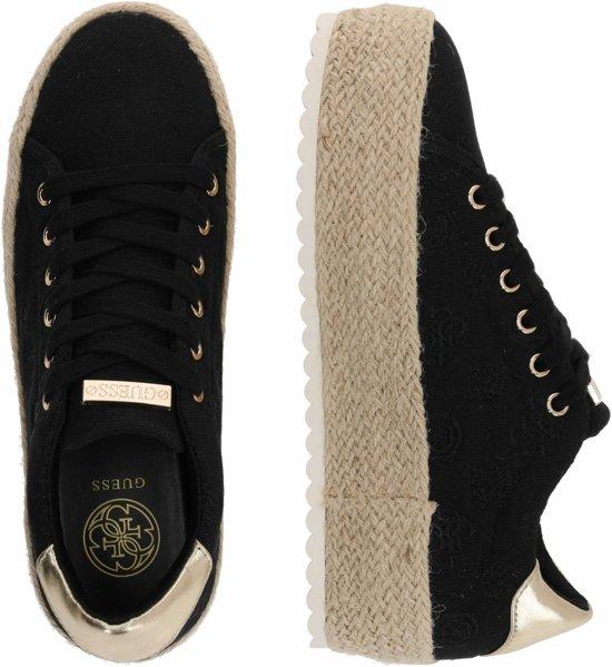 Guess sneakers laag marilyn Zwart 39