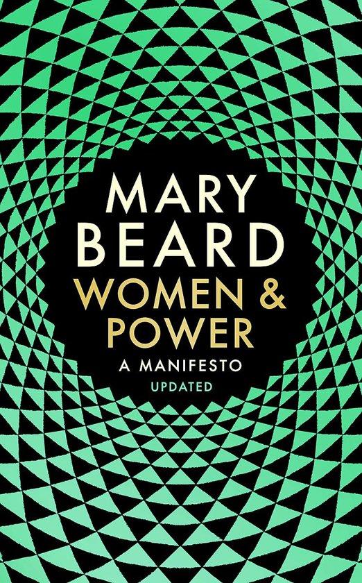 Boek cover Women & Power van Mary Beard (Paperback)