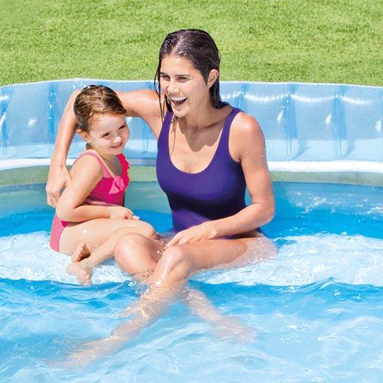 Intex Opblaaszwembad Swim Center Family Lounge Pool 57190NP