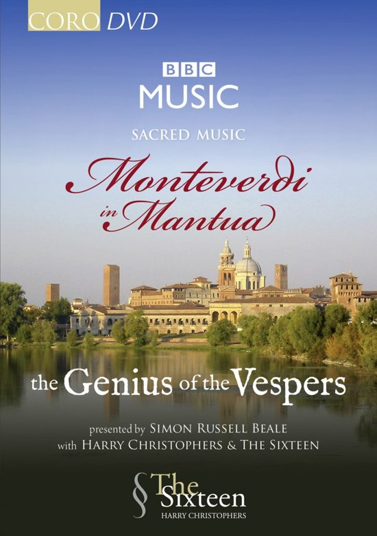 The Sixteen - Monteverdi In Mantua - The Genius O