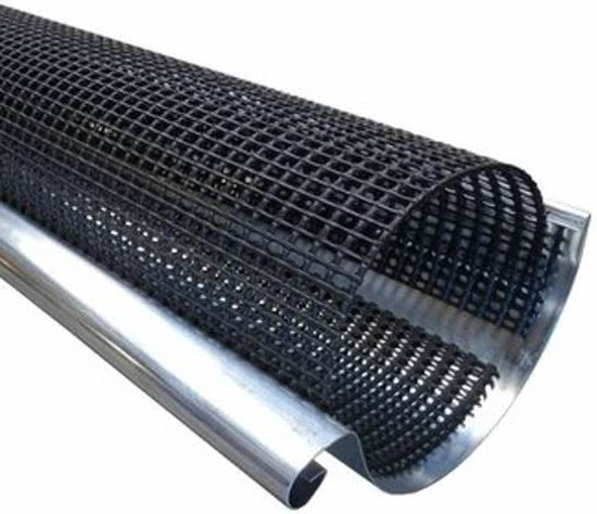 Bladvanger Gootdrain Voor Dakgoot 10 - 15 cm 3 mtr lang