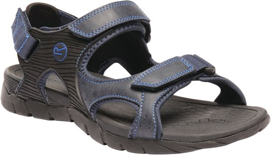 Rafta Sandales De Randonnée Sport Régate - Hommes - Bleu V5kAUSiaFG