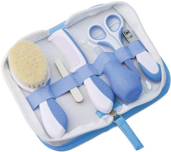 Blauwe Baby Accessoires.Bol Com Nuvita Verzorgingsset Baby Care Kit 1136 6