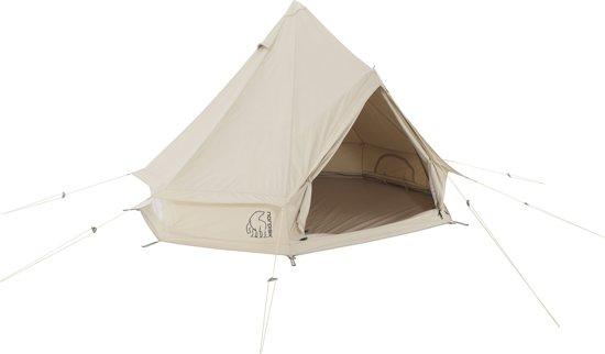 Nordisk Asgard 7.1 m² tent Technical Cotton beige