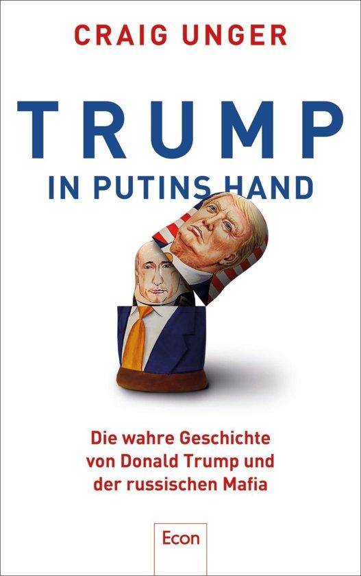 Boek cover Trump in Putins Hand van Craig Unger (Onbekend)