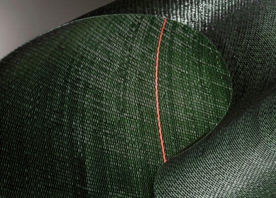 Anti-Worteldoek / Kwaliteits-Gronddoek tegen onkruid 100 gr/m² 1.50x25m GROEN