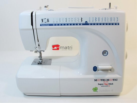 Matrimatic Naaimachine Jubilee 4