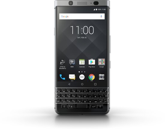 Blackberry KeyOne - Qwerty - 32GB - Zwart/Zilver