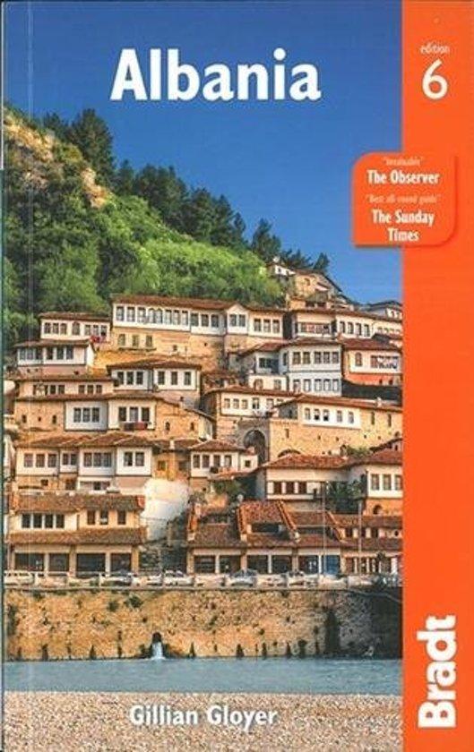 Bradt's reisgids Albanië